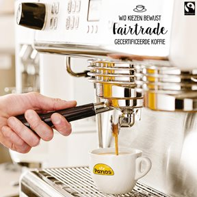 Fairtrade gecertificeerd