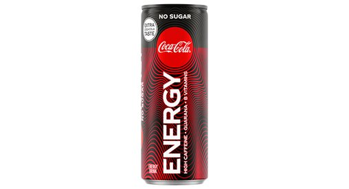 Coca-Cola Energy No Sugar 25cl - Coca-Cola Energy No Sugar 25cl