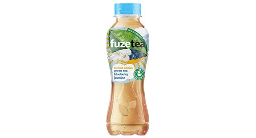 Fuze Tea Blueberry/Jasmine 40cl - Fuze Tea Blueberry/Jasmine 40cl