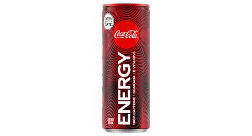 Coca-Cola Energy 25cl - Coca-Cola Energy 25cl