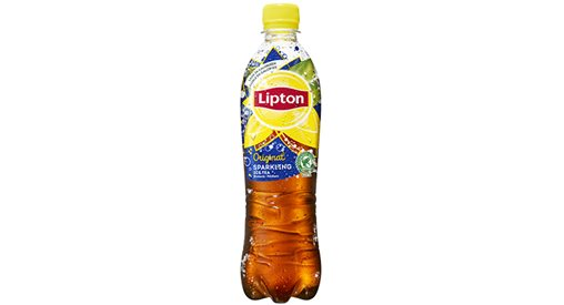 Lipton Ice-Tea Pétillant Original 50cl - Lipton Ice-Tea Pétillant Original 50cl